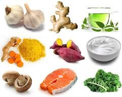 Foods to boost your immunity
