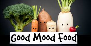 5 Foods to boost your mood… :)