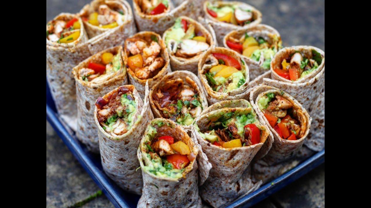Mexican Fajitas – Serves 4