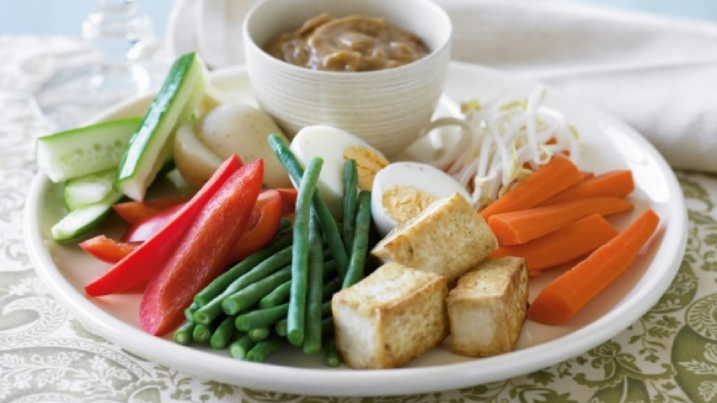 Indonesian Gado-Gado