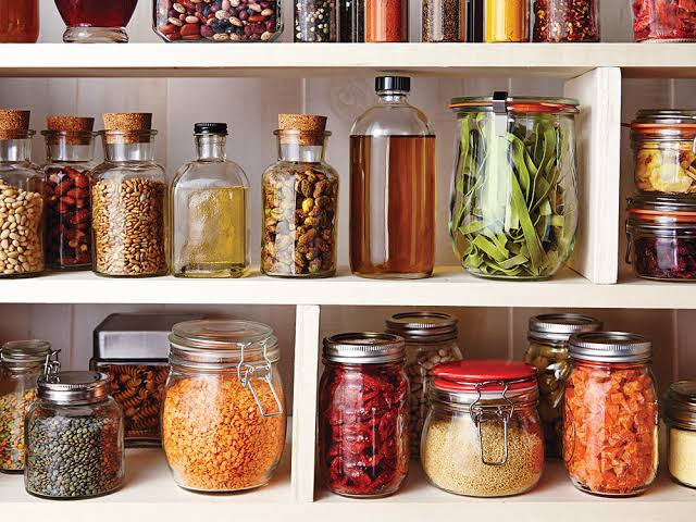 The seven must-have pantry items to get your kitchen ready for healthy eating